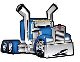 nº 24 pour vector and clean up truck par darbarg