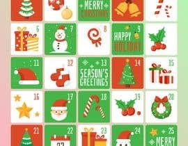 #46 para Create a new range of xmas advent calendar por FALL3N0005000