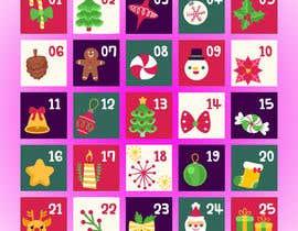 #13 para Create a new range of xmas advent calendar por amjadabbasi47