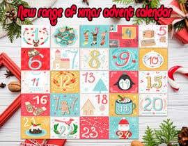 JeanpoolJauregui tarafından Create a new range of xmas advent calendar için no 52