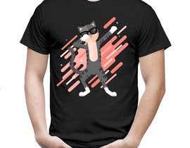 #72 para Funny T-Shirt Design por mourysadia