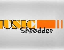 #6 untuk Design a Logo for Music Shredder oleh ebeb152