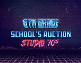 #41 for School Auction Logo by marktiu66
