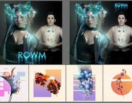 nº 35 pour Image art work for ROWM par ArlesV