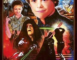 #66 cho Add my nephew to a Star Wars poster or scene bởi imagencreativajp