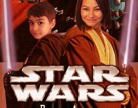 #69 cho Add my nephew to a Star Wars poster or scene bởi dhonfaxz