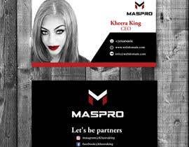 Nro 9 kilpailuun Business Card Design käyttäjältä Sabbir360