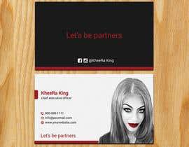 Nro 8 kilpailuun Business Card Design käyttäjältä dipangkarroy1996