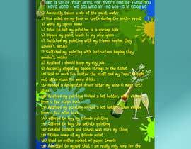 #11 untuk Design a fun poster for our Paint Studio oleh Fantasygraph