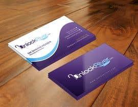 nº 73 pour Design some Business Cards for UnlockRiver par smshahinhossen