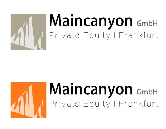 Penyertaan Peraduan #13 untuk Logo Design for MAINCANYON GmbH