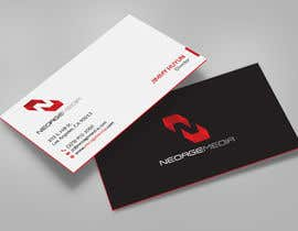 #17 for Hi-tech Business Card design. by mahmudkhan44