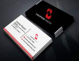#36 for Hi-tech Business Card design. by afnan060