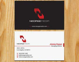 #42 for Hi-tech Business Card design. by dipangkarroy1996