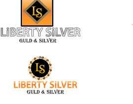 #256 para Design Liberty Silver's new logo de dayakmlt