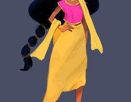 #13 for Design a princess character - Ensure your submission doesnt infringe any copyrights af stacheous