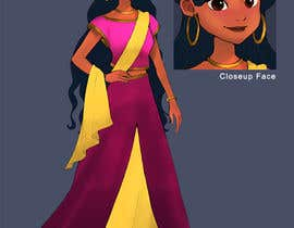 #34 untuk Design a princess character - Ensure your submission doesnt infringe any copyrights oleh stacheous