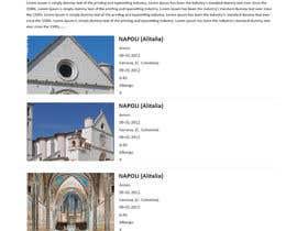 designcreativ tarafından Design a Website Mockup for Architect için no 39