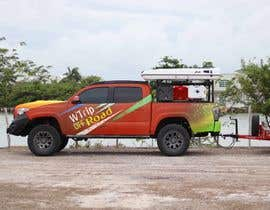 #5 for Car Vinyls Graphic Design for Expedition truck Adventure Trip by aariankashif
