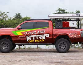 #16 for Car Vinyls Graphic Design for Expedition truck Adventure Trip by classicrock