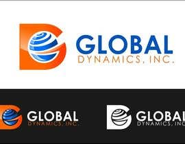 #335 pentru Logo Design for GLOBAL DYNAMICS INC. de către arteq04