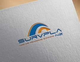 #78 para design a logo for a land surveying company por DesignInverter