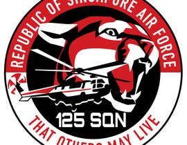 #36 for Air force Squadron patch af caloylvr