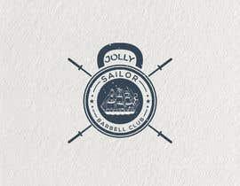 #12 untuk Design a Logo for Jolly Sailor Barbell Club oleh manjalahmed
