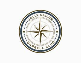 #51 for Design a Logo for Jolly Sailor Barbell Club by manjalahmed
