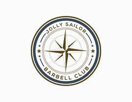 #51 untuk Design a Logo for Jolly Sailor Barbell Club oleh manjalahmed