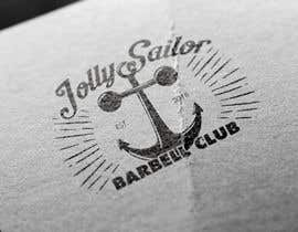 #50 untuk Design a Logo for Jolly Sailor Barbell Club oleh AlinaPlesia