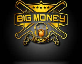 #95 для Big Money Sports logo от saifsg420