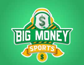 #41 для Big Money Sports logo от Alwalii