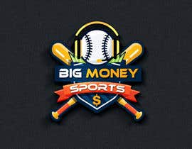 nº 104 pour Big Money Sports logo par nameboss75