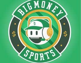 nº 100 pour Big Money Sports logo par Osdesigner90