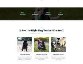 nº 105 pour Simple Website Revamp - Logo, Typography & Color Scheme par ldrsousa