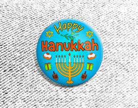 #9 for Design a Hanukkah Pin by Alexander7117