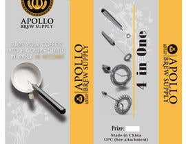 #3 para Create Print and Packaging Designs for Milk Frother Tool por Mazeduljoni