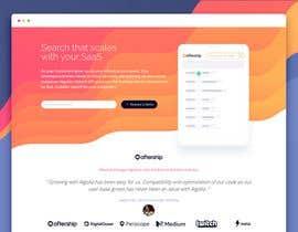 #1 untuk Redesign a Search page oleh rustom861