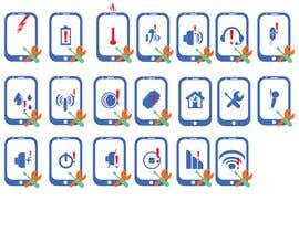 aemon1900 tarafından Design some Icons for mobile repair website için no 23