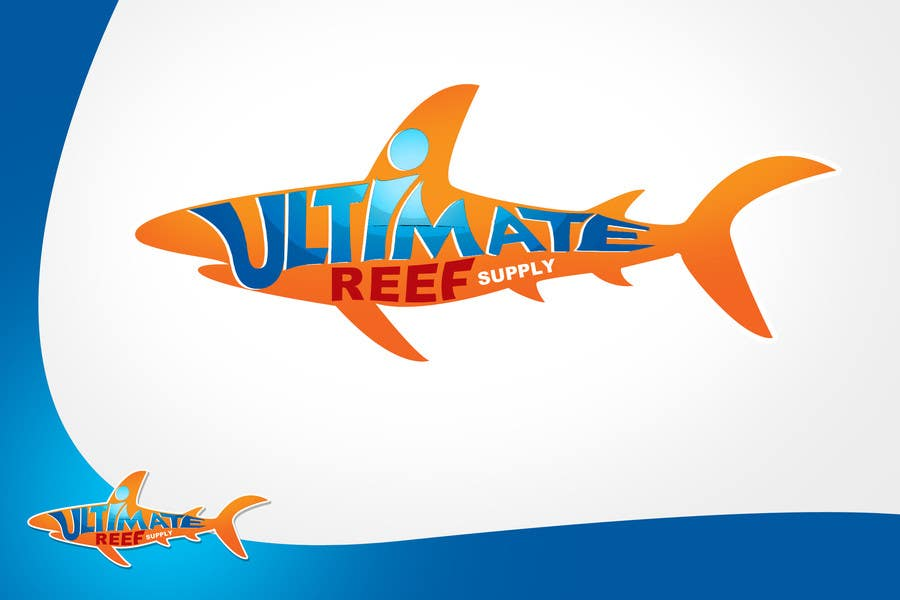#17 for Logo Design for Ultimate Reef Supply by rogeliobello