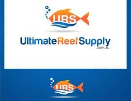 jummachangezi tarafından Logo Design for Ultimate Reef Supply için no 105