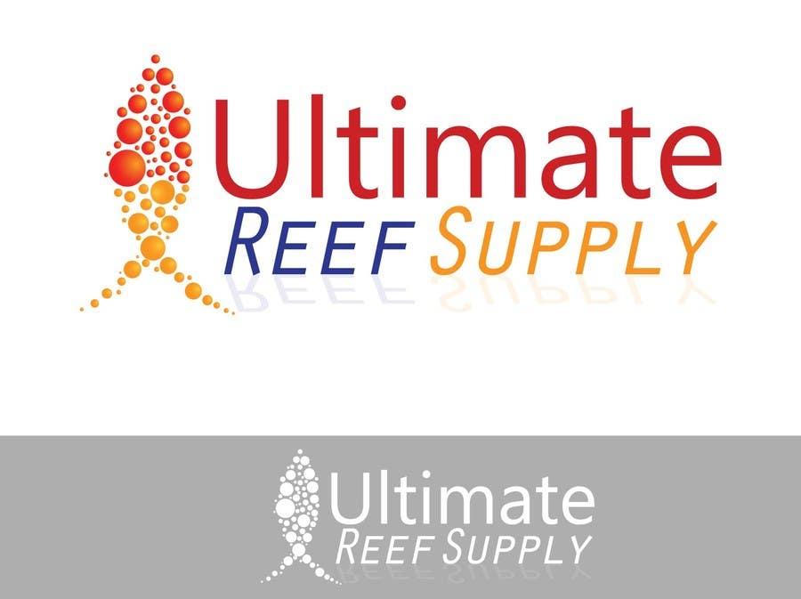 Inscrição nº 14 do Concurso para Logo Design for Ultimate Reef Supply