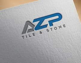 #55 for Create a Logo for AZP Tile & Stone! by mamataj1