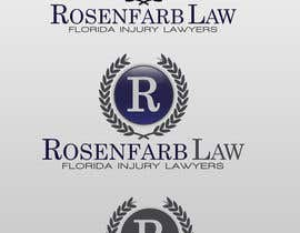 #197 para Logo Design for Rosenfarb Law por CIPRIAN1