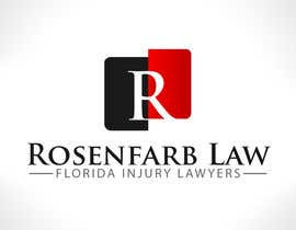 #34 cho Logo Design for Rosenfarb Law bởi reynoldsalceda