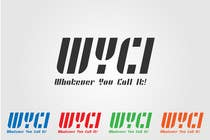 #112 for Logo Design for WYCI by akshaydesai