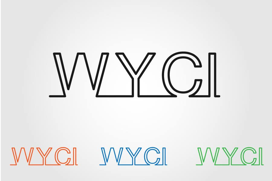 #147 for Logo Design for WYCI by akshaydesai
