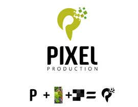 #84 for Design a Logo - Pixel Productions by dhoussain