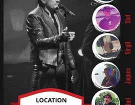 #5 untuk Poster for Rock Band oleh casandrazpran